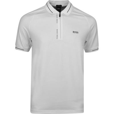 BOSS Golf Shirt Philix Training White PF20