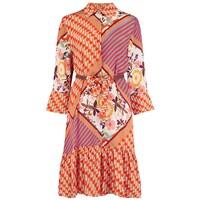Rad Short Printed Dress - Multi