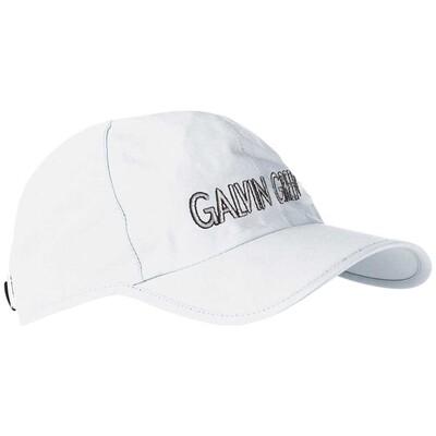 Galvin Green Abel Gore tex Golf Cap White
