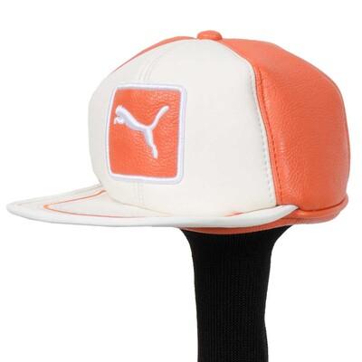 Puma Cat Patch Golf Headcover Orange