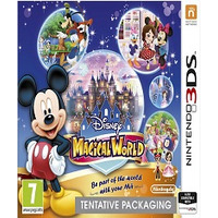 Image of Disney Magical World