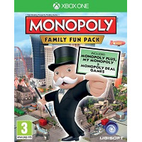 Image of Monopoly Family Fun Pack