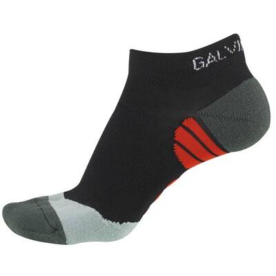 Galvin Green Short Golf Ankle Socks Black AW15