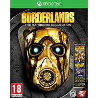 Image of Borderlands The Handsome Collection