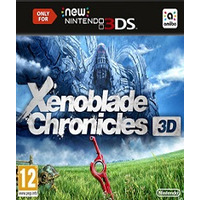 Image of Xenoblade Chronicles 3D (New 3DS Only)