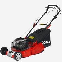 Cobra RM46SPBR 18 Petrol Self-Propelled Lawnmower with Briggs & Stratton Engine