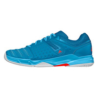 Image of Adidas Court Stabil 12 Cyan Indoor Hockey Shoes 2015