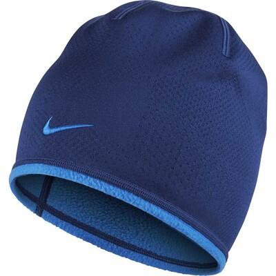 Nike Hypervis Tour Skully Golf Beanie Deep Royal AW15