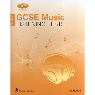 Image of GCSE Music Listening Tests OCR 2011