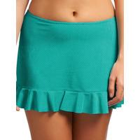 Freya Cherish Bikini Skirt Jade Green