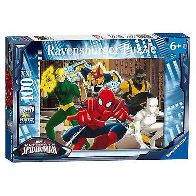 Ravensburger Marvel Spider Man Jigsaw Puzzle (100 Pieces)