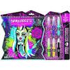 Monster High Graffiti Spray Portfolio Set