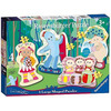 Ravensburger In The Night Garden 4 Shaped Jigsaw Puzzles