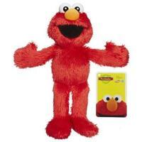 Image of Playskool Sesame Street The Furchester Hotel Micro Elmo Plush