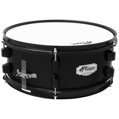 "Image of Full Size 14"" Snare Drum - Black"