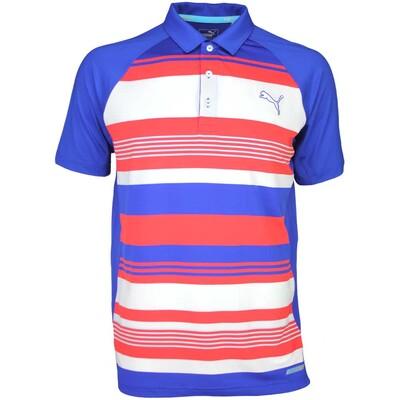Puma Golf Shirt GT Road Map Surf the Web SS16