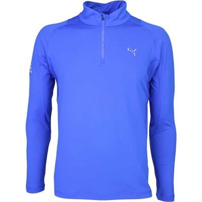 Puma Golf Pullover Cobra Branded Tech Popover Blue AW16