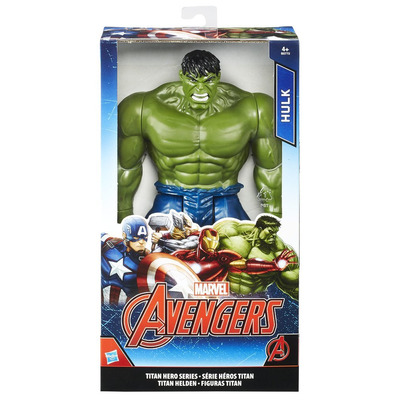 Avengers Titan Hero Figure - Hulk