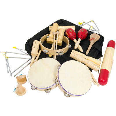 Image of World Rhythm Percussion Set - Classroom Percussion Kit