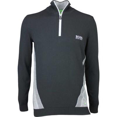 Hugo Boss Golf Jumper Zelchior Pro Black PF16