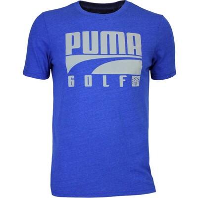 Puma Golf Shirt Formstripe Tee Surf the Web AW16