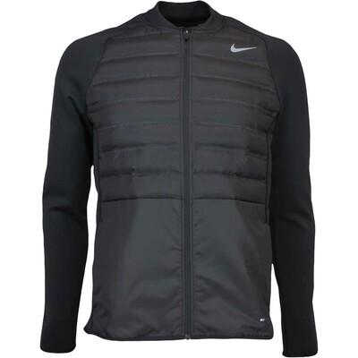 Nike Golf Jacket Aeroloft Hyperadapt Zip Black AW16