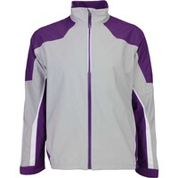 Galvin Green Waterproof Golf Jacket - ARROW - Steel Grey