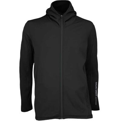 Galvin Green Golf Jacket DANTE Hooded Insula Black AW16