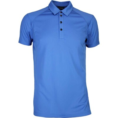 Galvin Green Golf Shirt MOORE Ventil8 Imperial Blue AW16