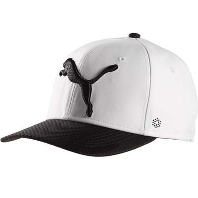 Puma Golf Hat Disc Cap White AW16
