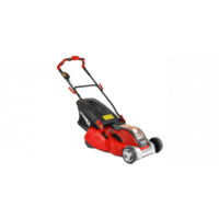 Cobra RM4140V 41cm Cordless Rear Roller Lawnmower with 4Ah Battery and Charger