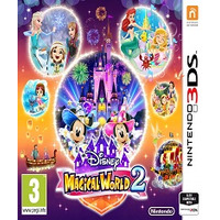 Image of Disney Magical World 2