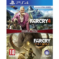 Image of Far Cry Primal and Far Cry 4 Double Pack