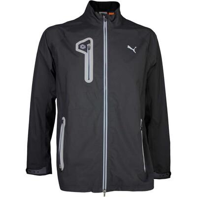 Puma Golf Jacket Storm Pro Waterproof Black 2017