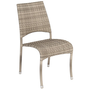 Alexander Rose Ocean Pearl Fiji Stacking Dining Chair