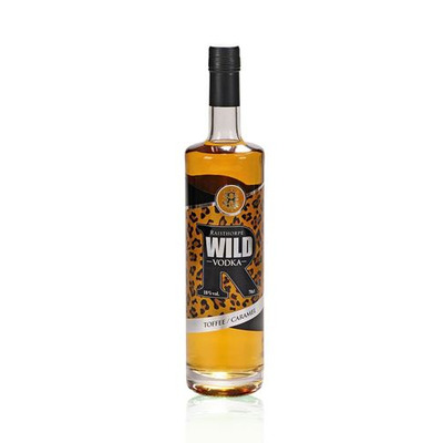 Raisthorpe WILD Toffee & Caramel Vodka Liqueur 70cl