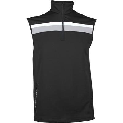 Galvin Green Golf Pullover DYSON Insula Black AW17