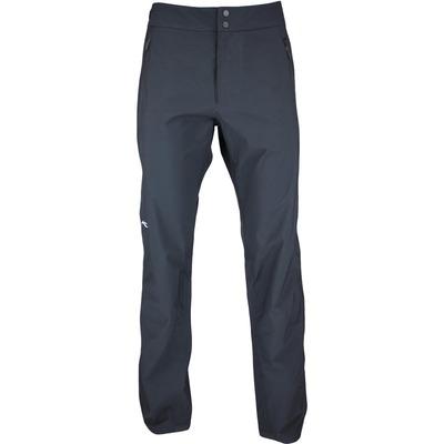 KJUS Waterproof Golf Trousers PRO 3L Black SS17