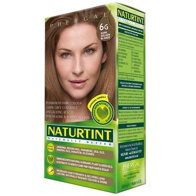 Naturtint Permanent Natural Hair Colour 6G Dark Golden Blonde 170ml
