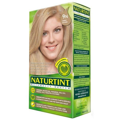 Naturtint Permanent Natural Hair Colour 9N Honey Blonde 170ml
