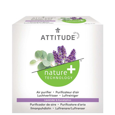 Attitude Eucalyptus & Lavender Natural Air Purifier 227g