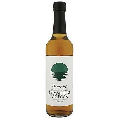 Clearspring Organic Brown Rice Vinegar 500ml