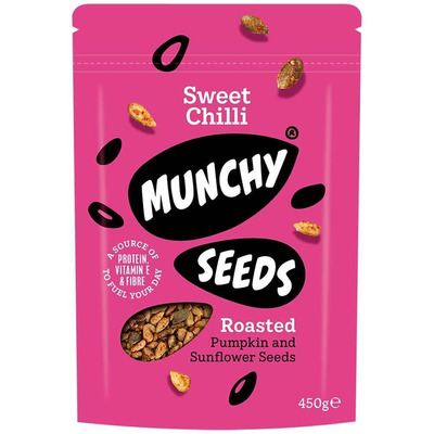 Munchy Seeds Chilli Bites 475g