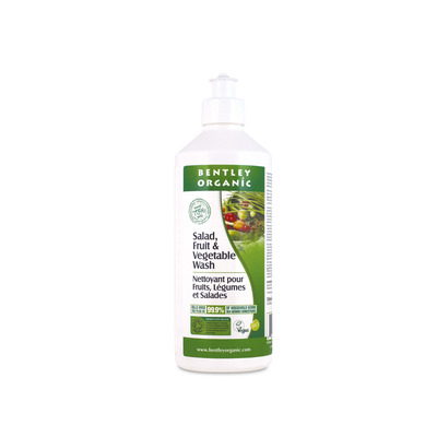 Bentley Organic Salad, Fruit & Vegetable Wash 500ml