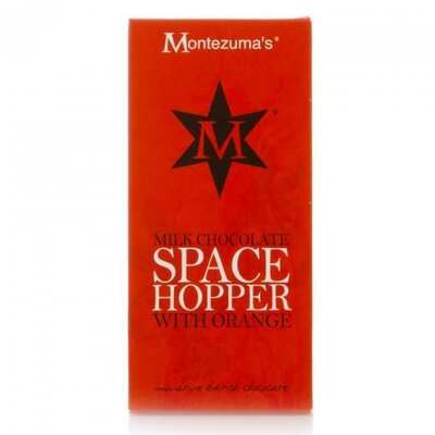 Montezuma's Milk Chocolate Space Hopper Bar 100g