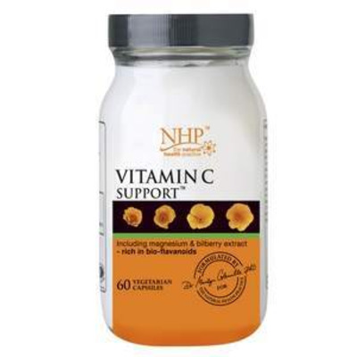 Natural Health Practice Vitamin C Support 60 Capsules