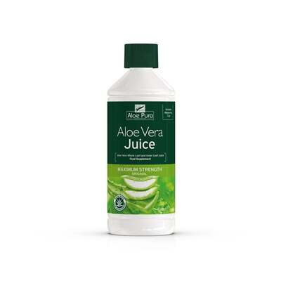 Aloe Pura Aloe Vera Juice 1 Litre
