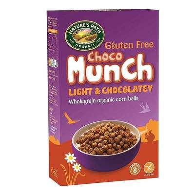 Nature's Path Organic Gluten Free Chocolate Munch Cereal 284g