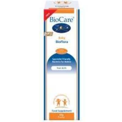 BioCare Baby BioFlora Probiotic 33g