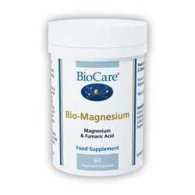 BioCare Bio Magnesium 60 Capsules